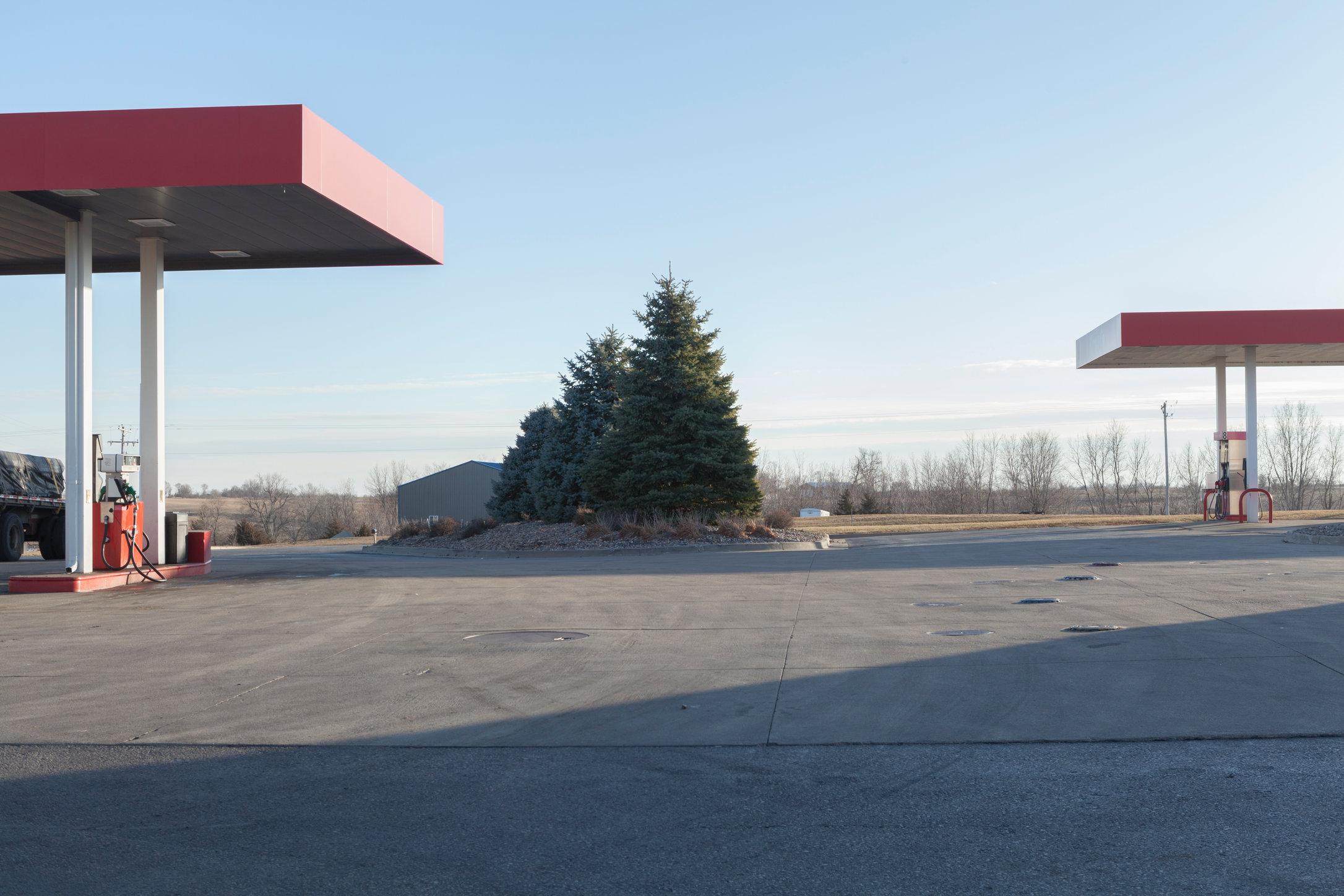 Along I-35, Iowa
