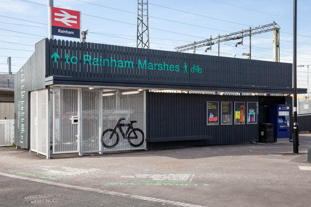 Rainham Station