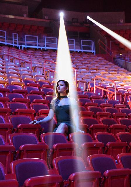 Clarissa Molina shot by Photographer Nico