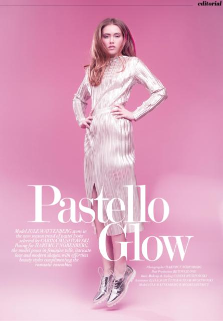 Pastello Glow - Lita Mag