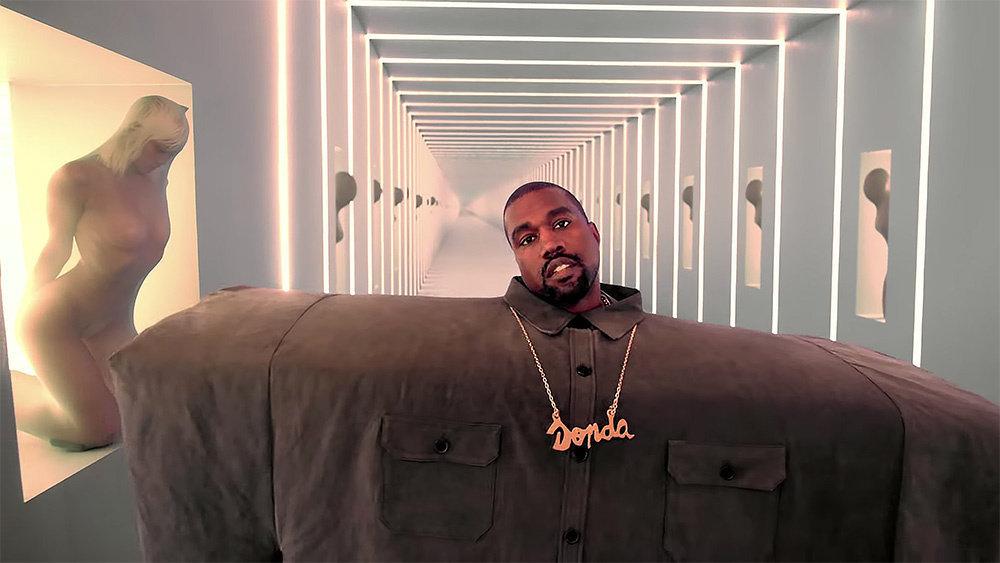 "Kanye West ""I love It"" Music Video"
