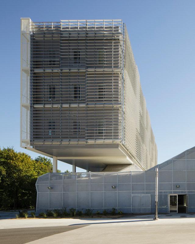 Architecture contemporaine for Architecture contemporaine