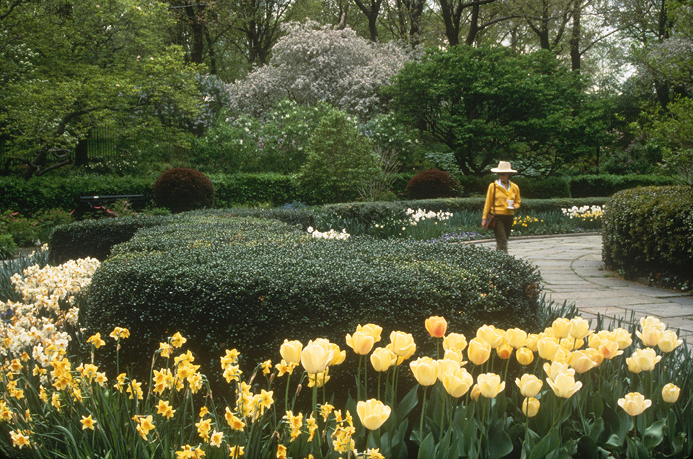Central Park Conservatory Garden