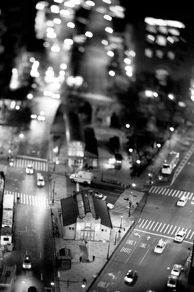 W 72 street, New York.
