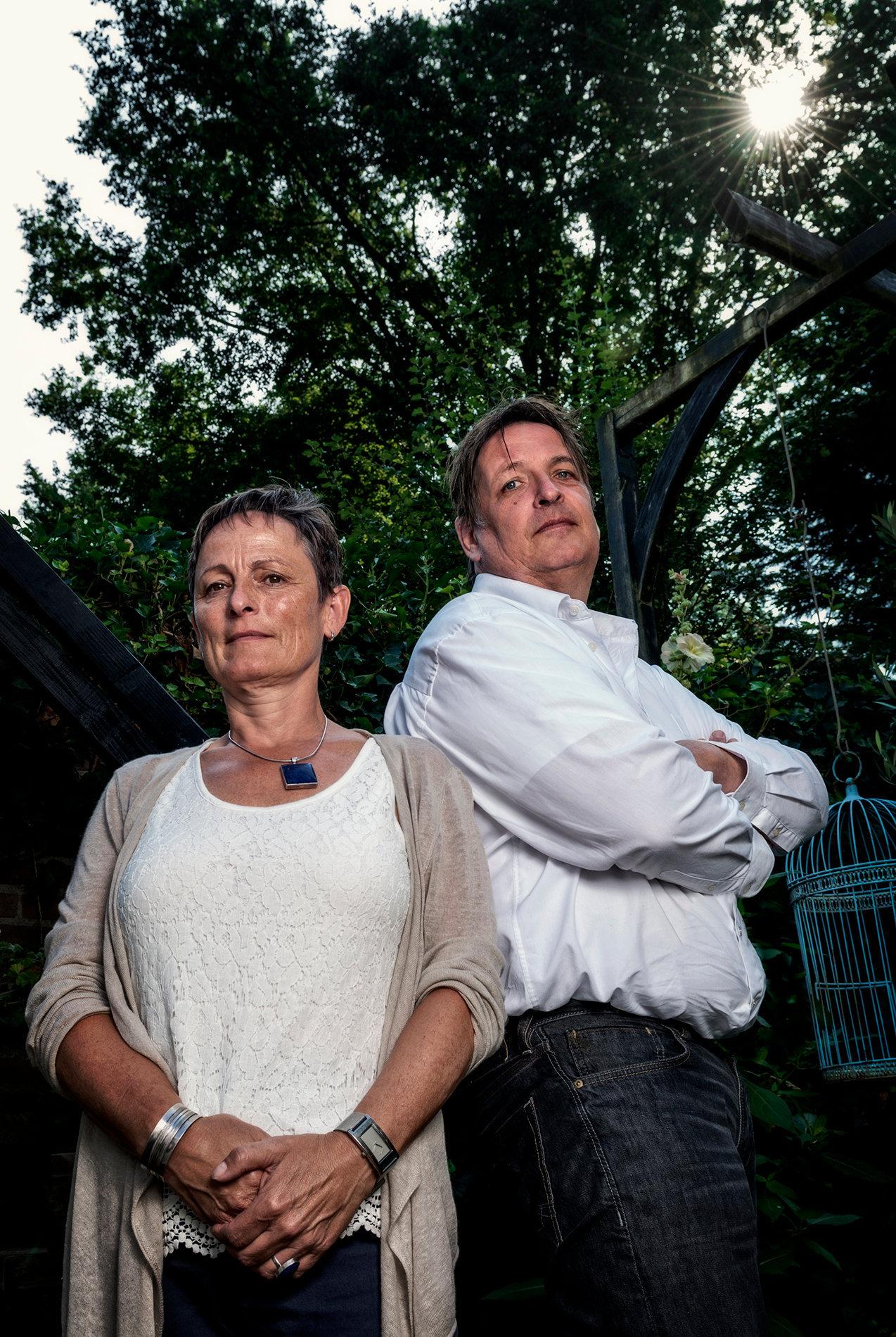 Anita Dries en Jan de Jong