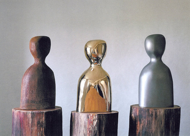Skulpturen / Figuren 23