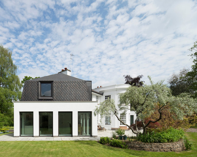 Private House Leicester. Daykin Marshall Architects