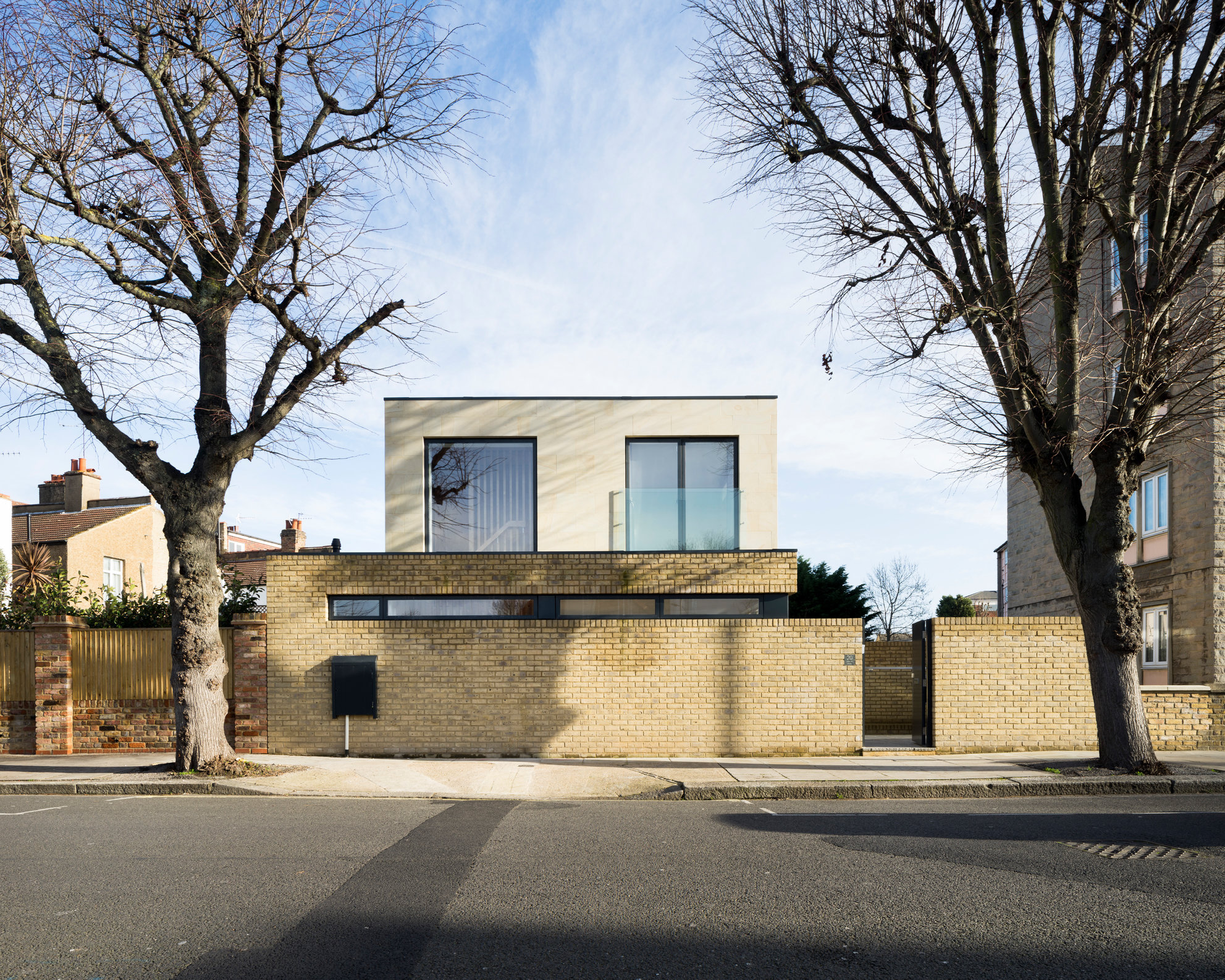 Private House, London. Waind Gohil and Potter Architects