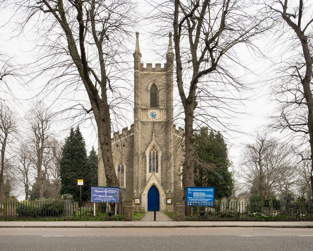 St James', Enfield.William Conrad Lochner