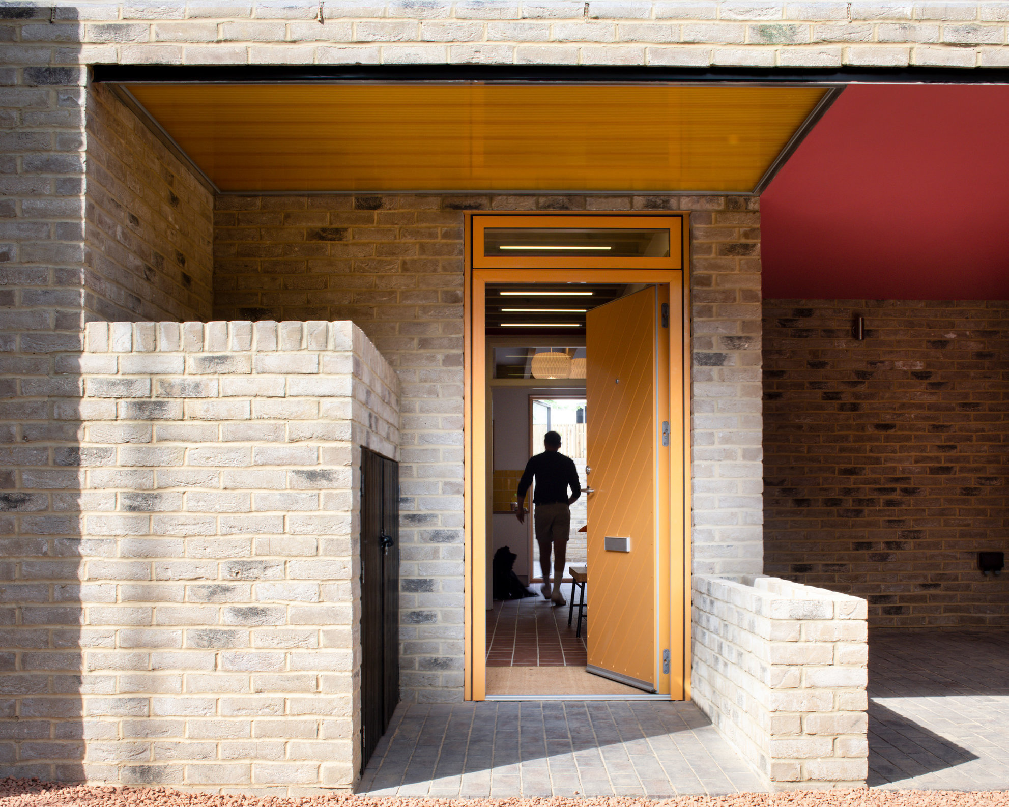 Stories Mews, London. Cottrell and Vermeulen Architects