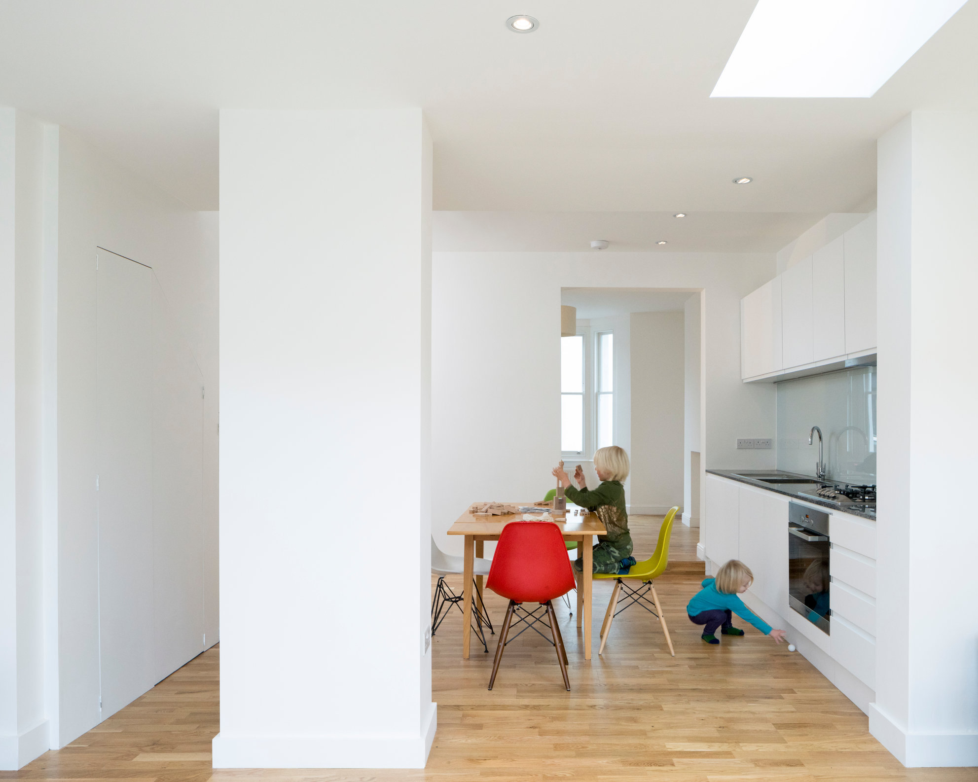 Private House London. Laura Marr Architect