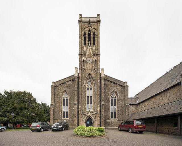 St James', Croydon. Robert Wallace