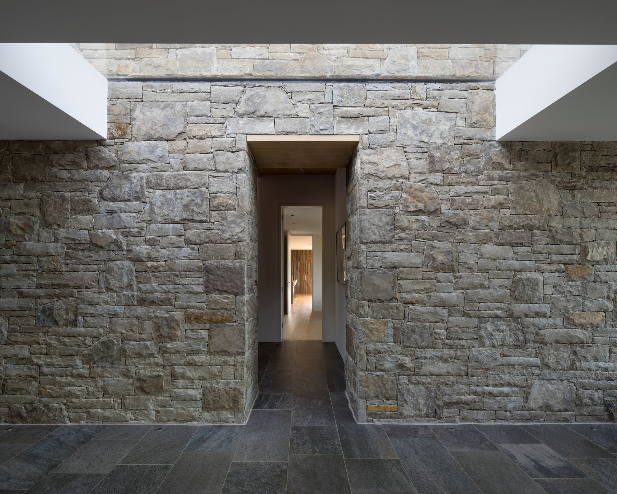 Private House, Devon. Powell Tuck Associates