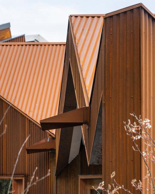 Maggies Centre, Cardiff. Dow Jones Architects