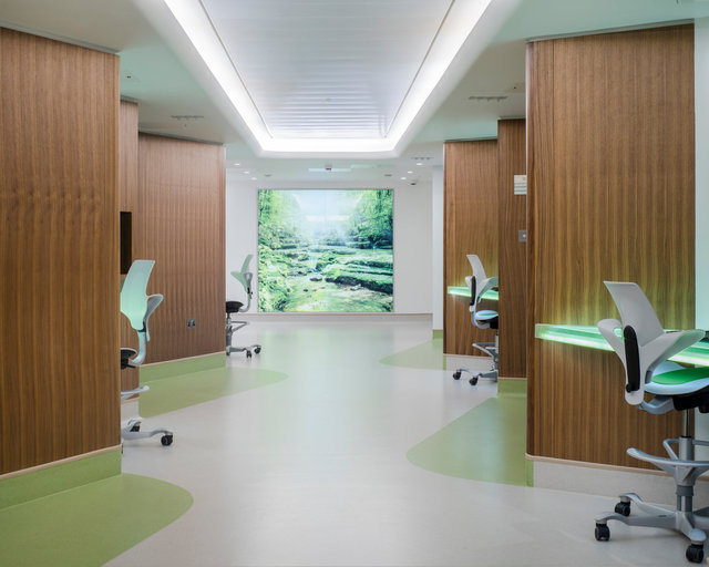 Harley Street Hospital. Murphy Philipps Architects