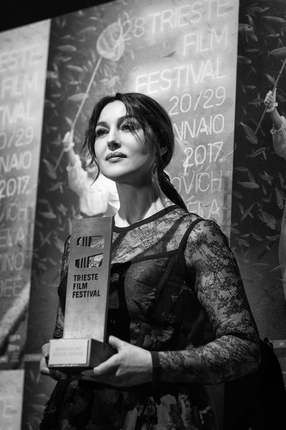 Monica Bellucci for Filmfestival