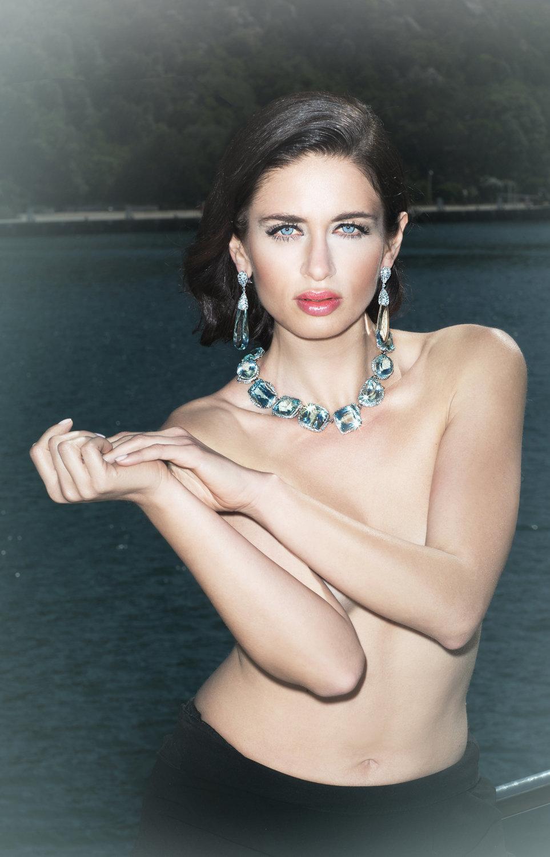 D'Avossa Jewels adv campaign