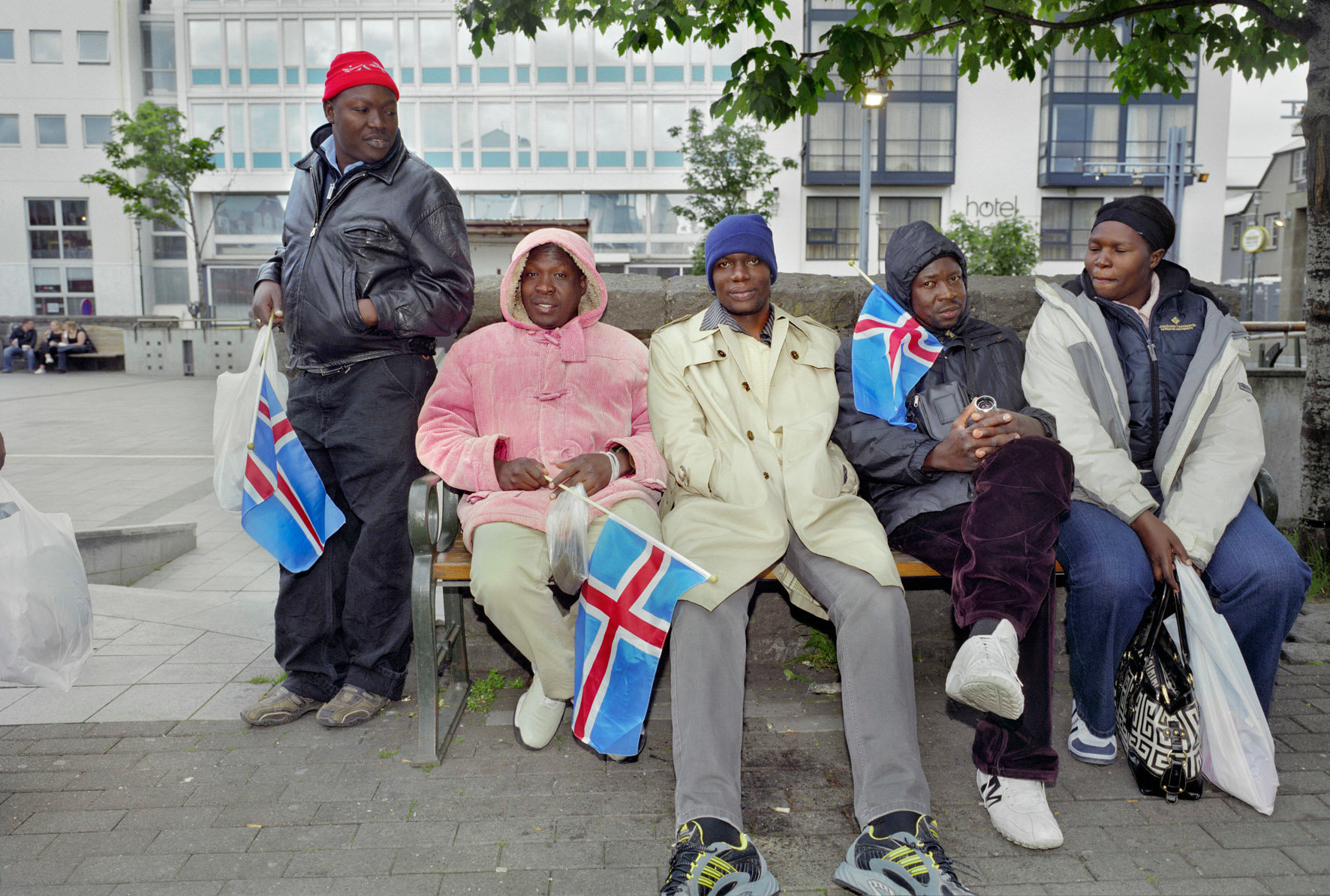 EU 778 5 Reykjavik, Afrikaanse studenten 1 kopie.jpg