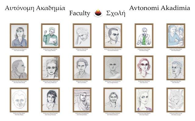 Avtonomi Akadimia Faculty