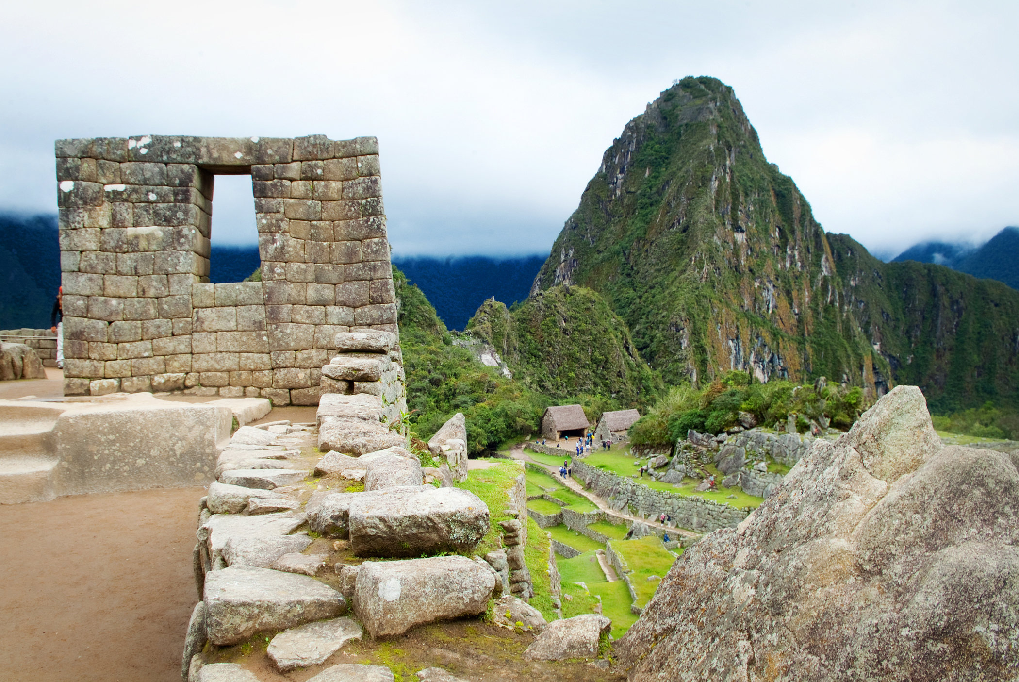 Come to my Window - Machu Pichu