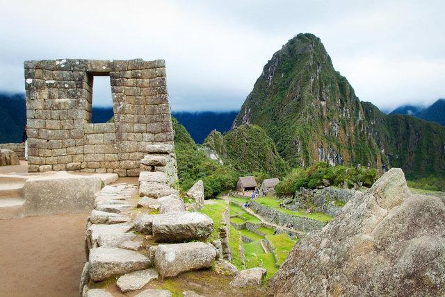 Come to my Window - Machu Pichu