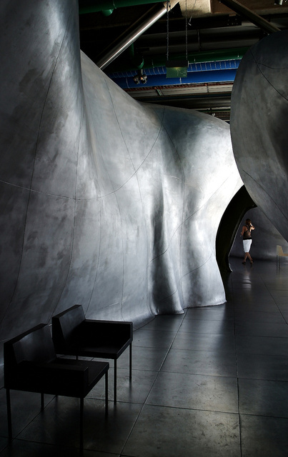 The Pompidou Centre, Paris