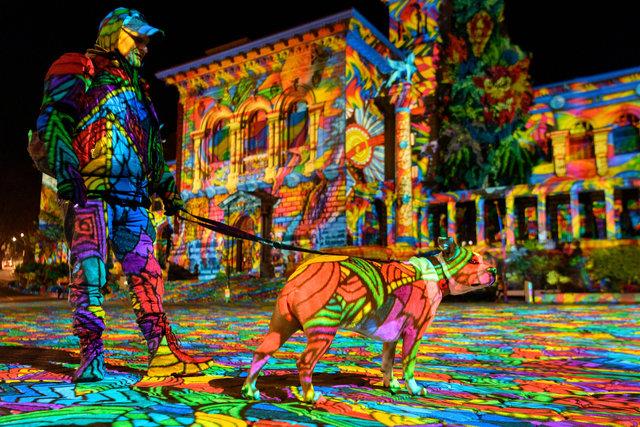 Festival lausanne Lumières - Lausanne - 2020