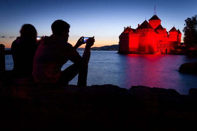 Night of Light  - Chateau de Chillon - 2020