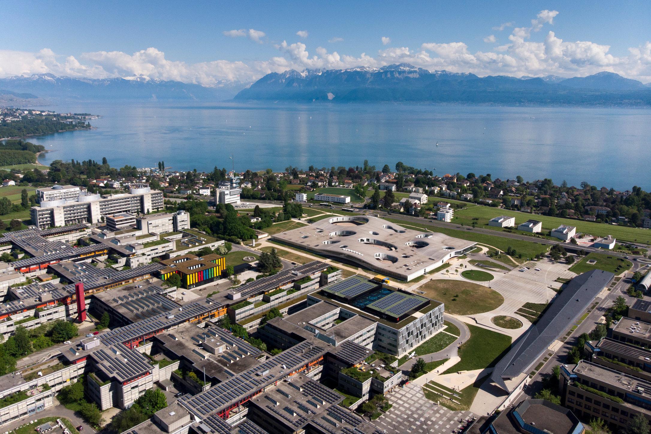 EPFL - Lausanne - 2018