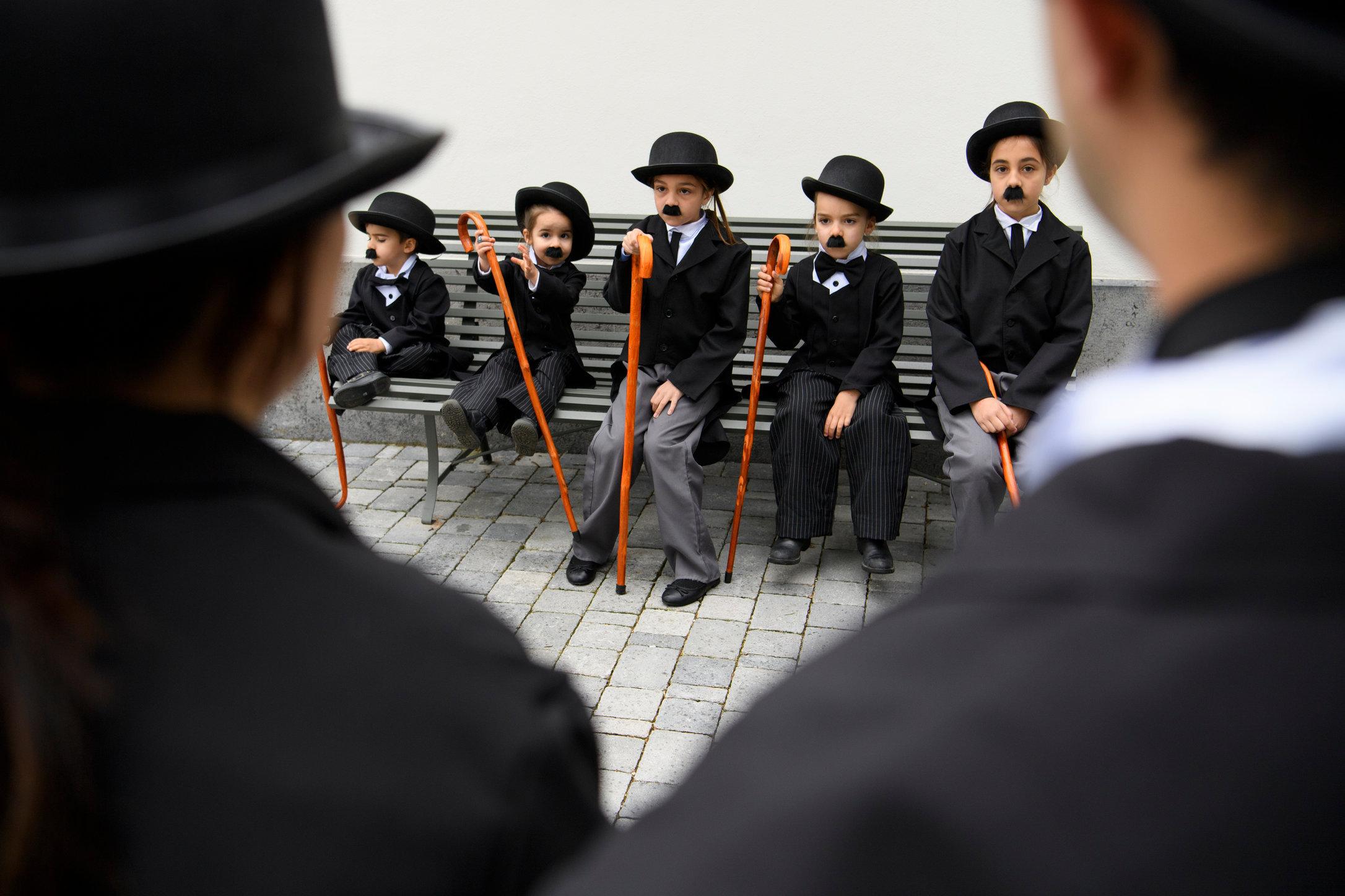 Charlie Chaplin - Corsier-sur-Vevey - 2017