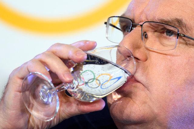 IOC - Thomas Bach - Lausanne - 2017
