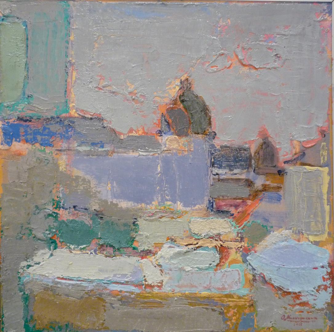 'Winter view II'