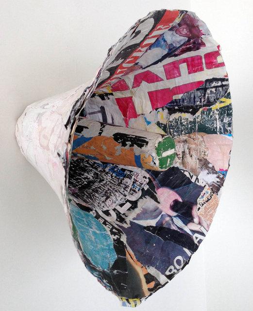 "Ellert Haitjema ""Echo"" (Side view) 2012"
