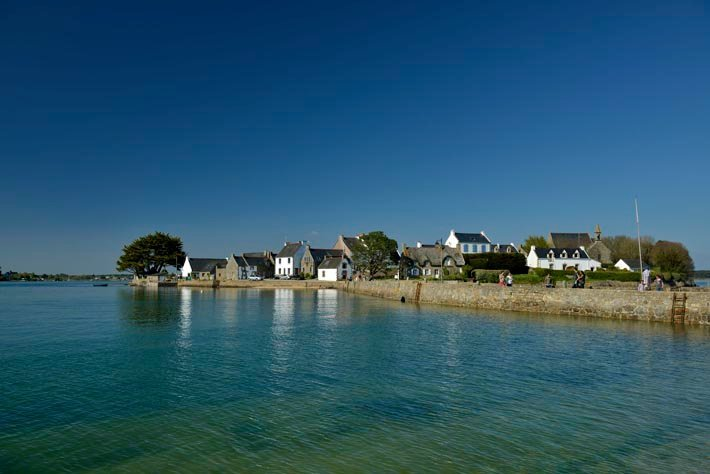 Île de Saint-Cado, Morbihan # 2