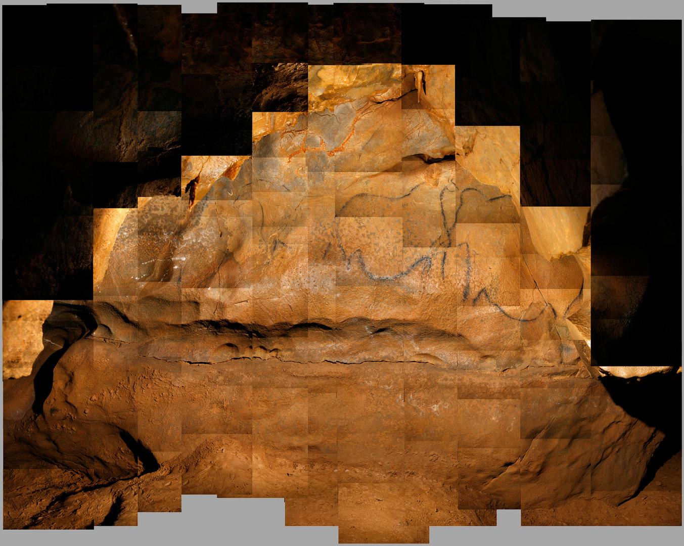 Art préhistorique de la grotte de Mayenne-Sciences