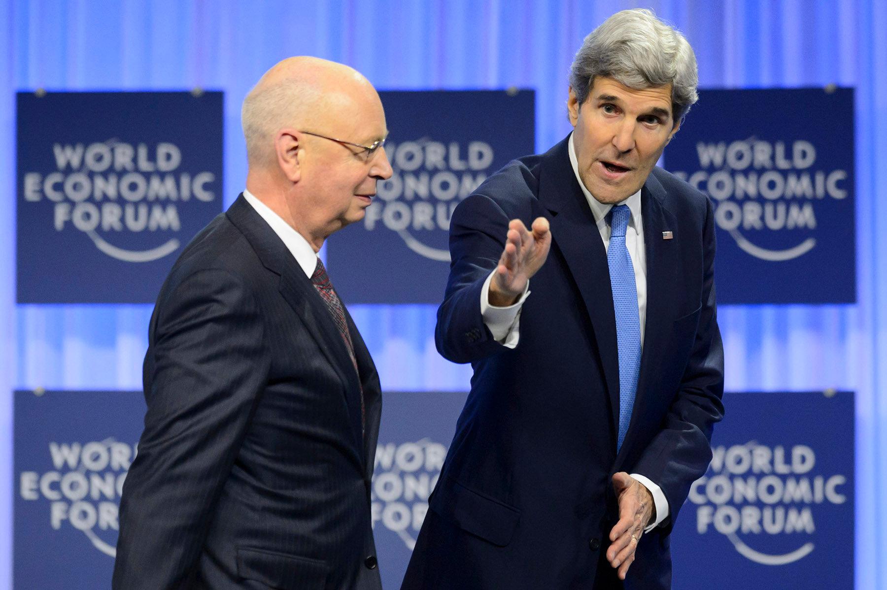 John Kerry - World Economic Forum - 2014