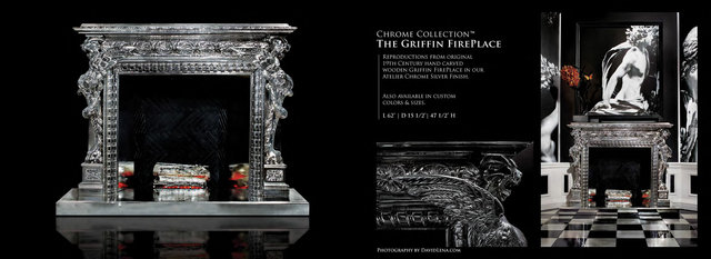 The Griffin FirePlace