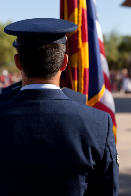 Luke Air Force Base Honor Guard