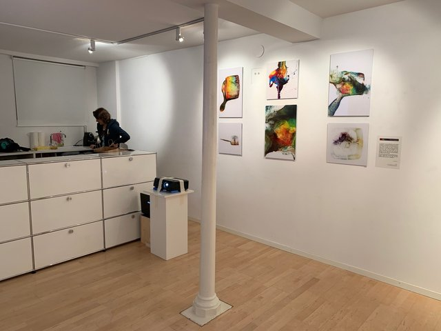 2019 Visarte Schoffelgasse Zürich