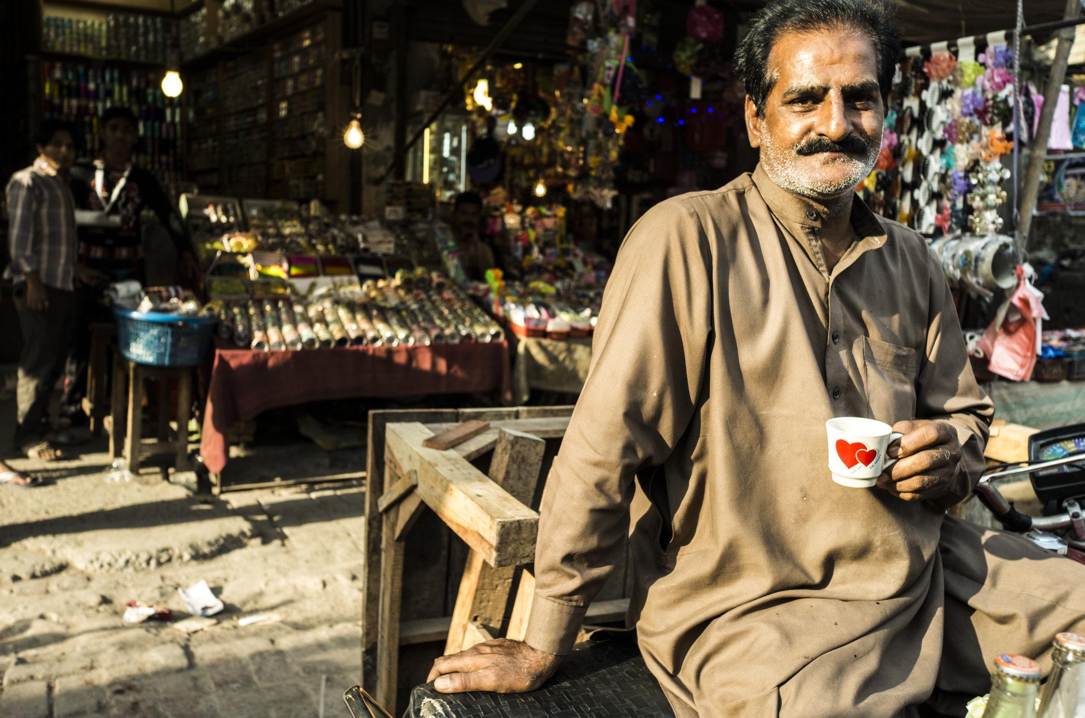 Lahore, Pakistan. 2015.