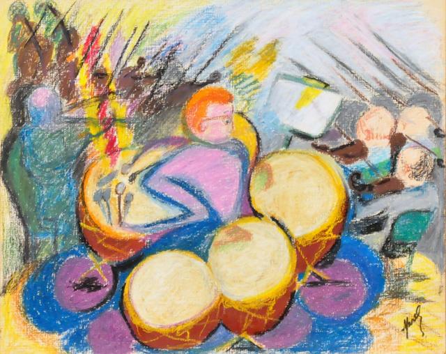 Drummer, New York Philharmonic
