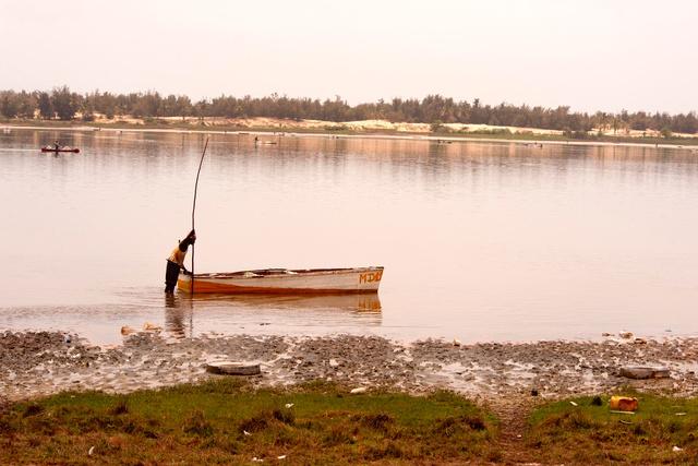 Retba, Senegal