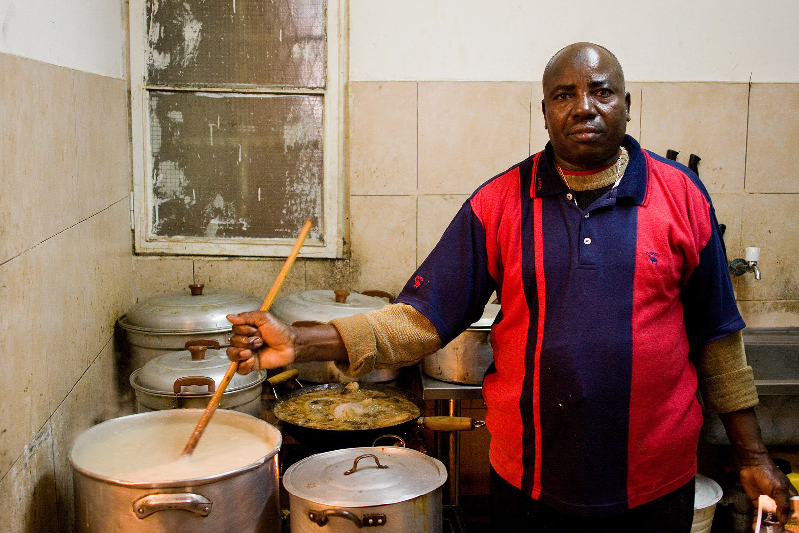 yacoub, the cooker    2009