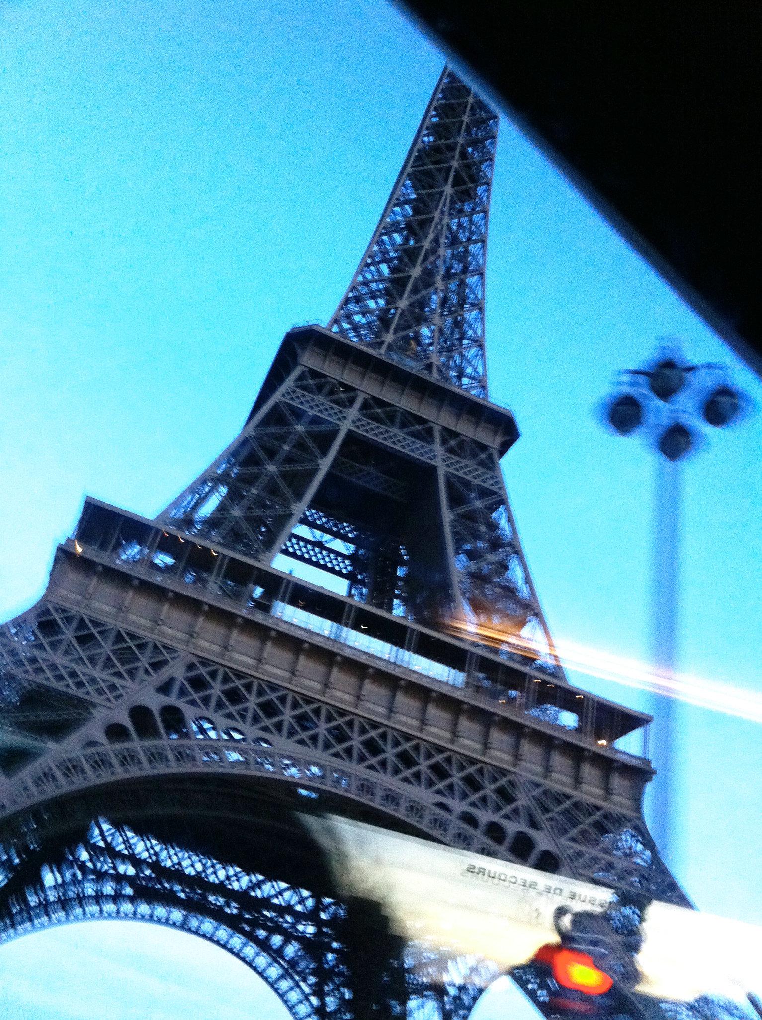 © CORDAY - Eiffel In Motion, No. 1