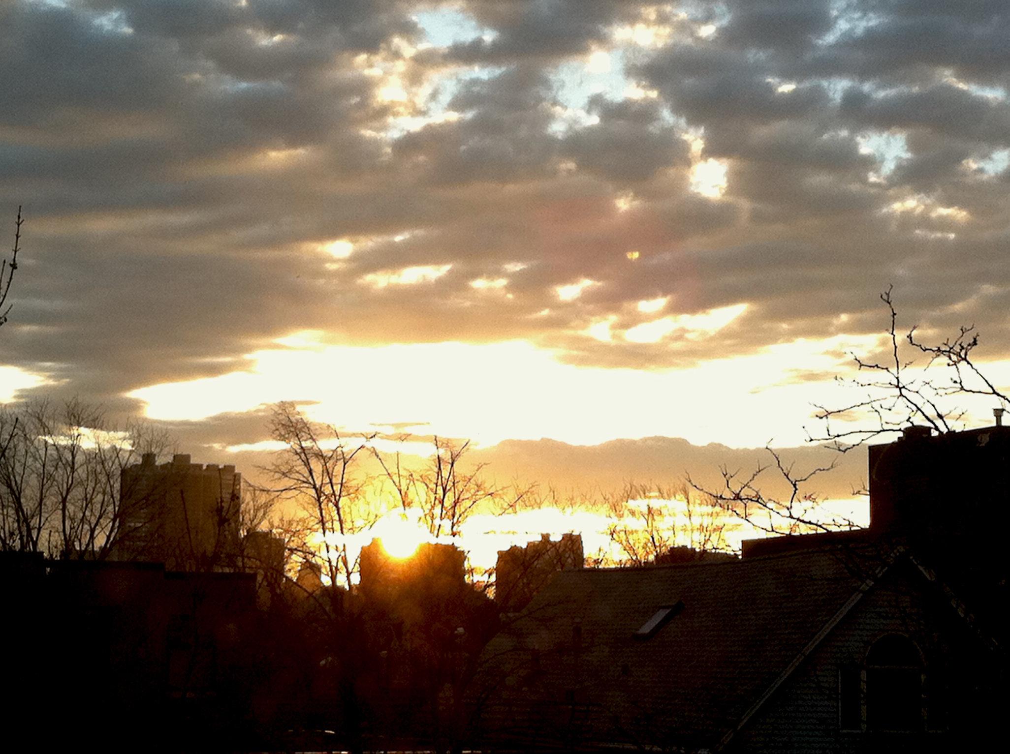 © CORDAY - Winter's Dawn