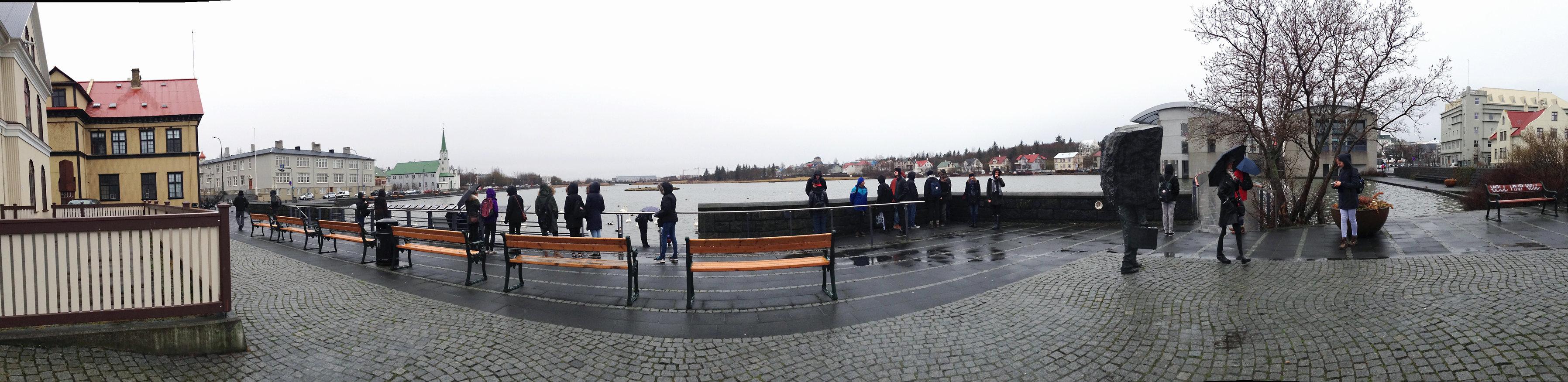© CORDAY - Iceland, No. 3, River Walk