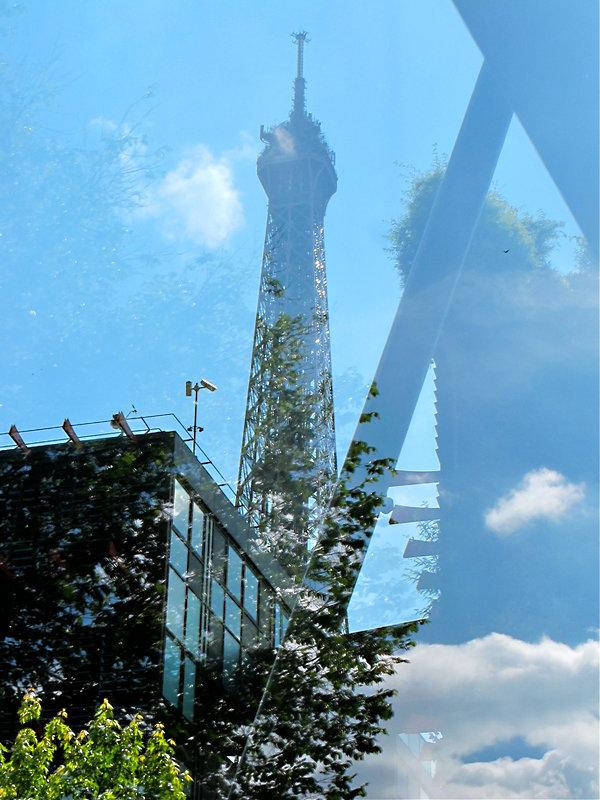 © CORDAY - Eiffel Collage