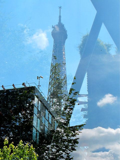 © CORDAY - Eiffel Collage
