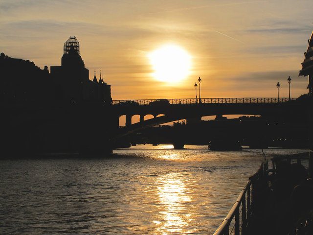 © CORDAY - Seine Sunset