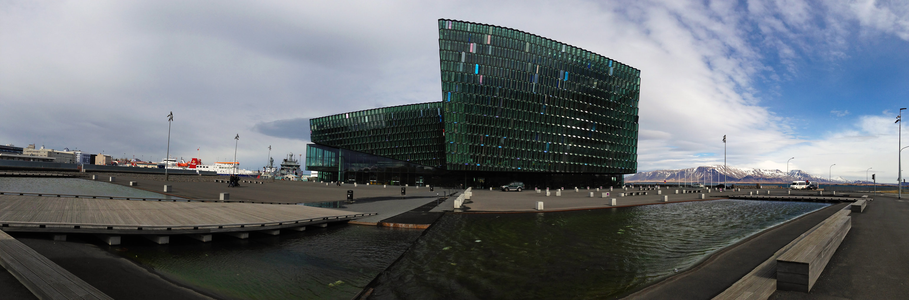 © CORDAY - Iceland - No. 2, Concert Hall